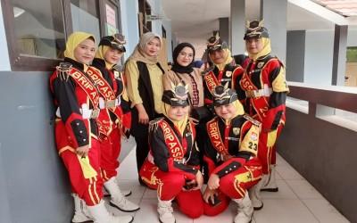 SMAN 23 Garut Juara Wira 3 LKBB tingkat Jawa Barat